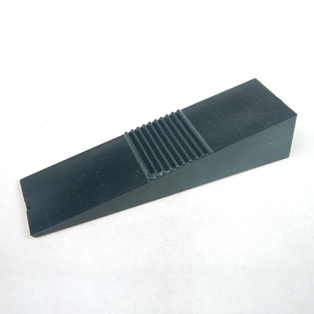 ドアストッパー黒