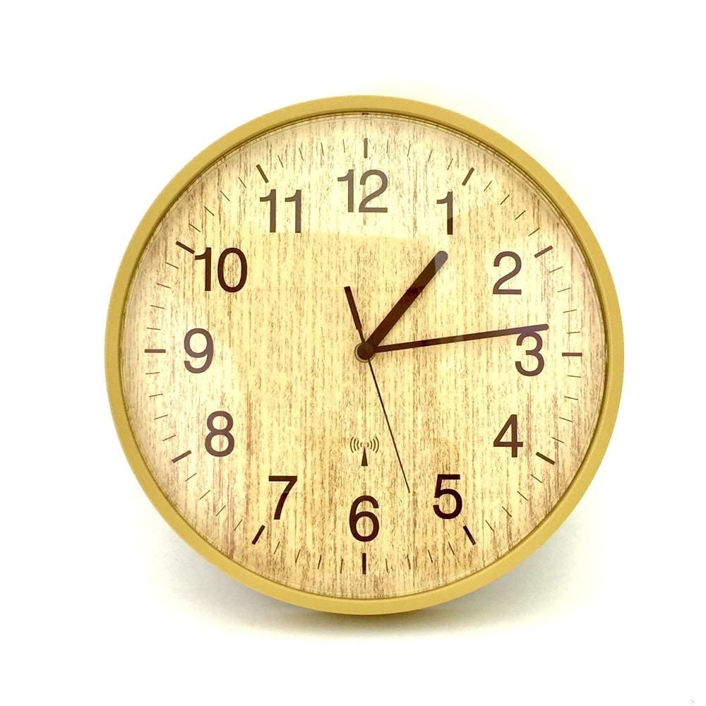 電波掛時計(NA)C-1