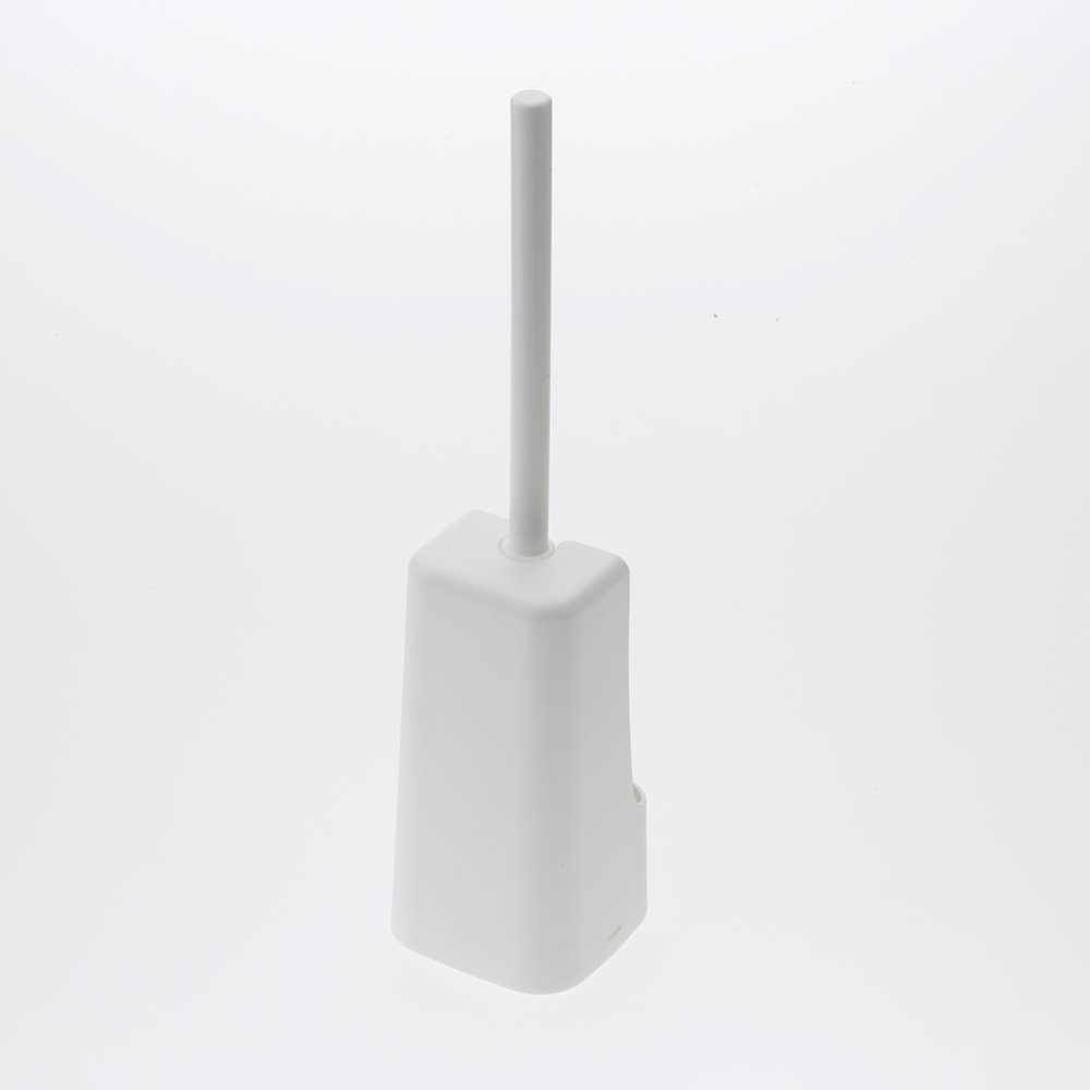 トイレブラシセット(半丸タイプ)TBH-0937