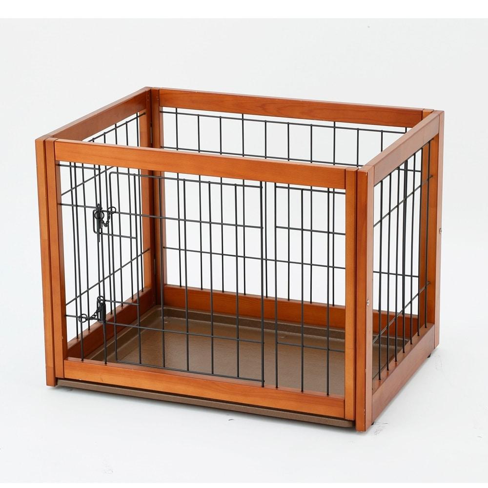 【数量限定】小型犬専用木製サークル