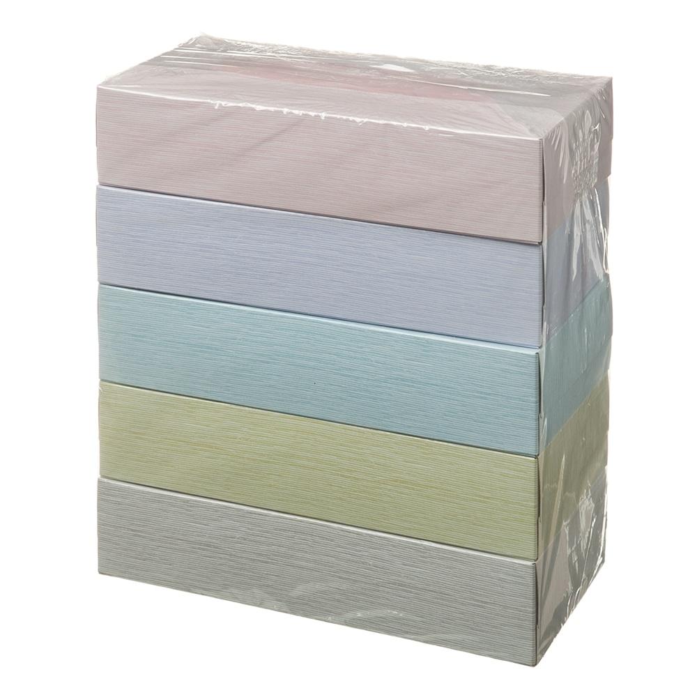 CAINZ ティシューボックス 150W×5個