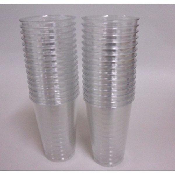 プラスチックカップ 400ml×30個