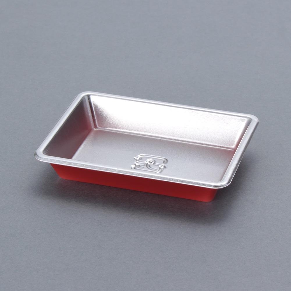薬味皿(朱厚) 100P