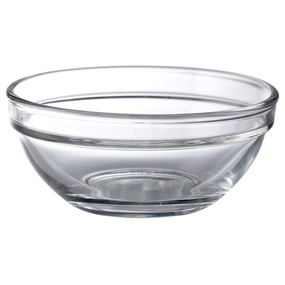 積重ねられるガラスボール10cm