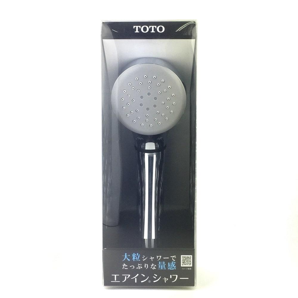 TOTO メッキエアインシャワーヘッド THYC60C