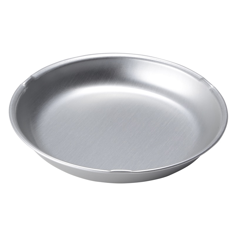 【trv・数量限定】深皿(パン皿)シルバー