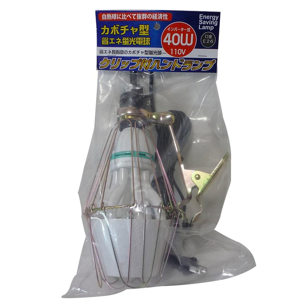 矢田カボチャ型蛍光灯40W本体