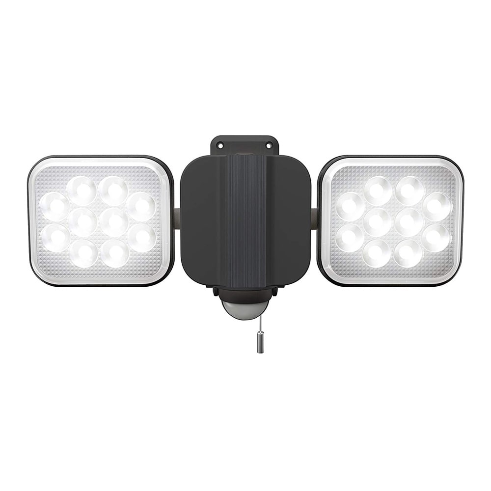 12W×2灯  フリーアーム式LEDセンサーライト LED-AC2024