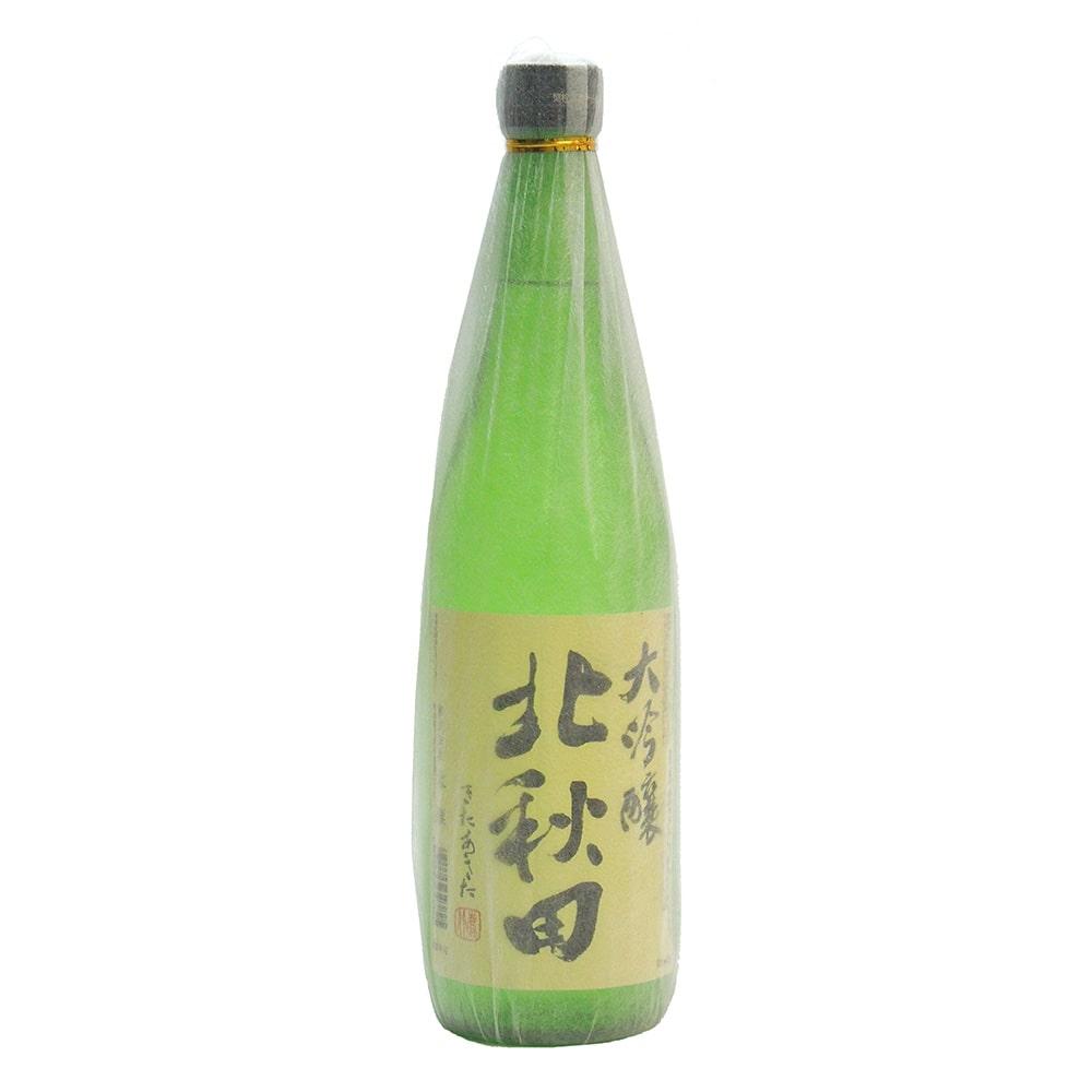 北秋田 大吟醸 720ml【別送品】