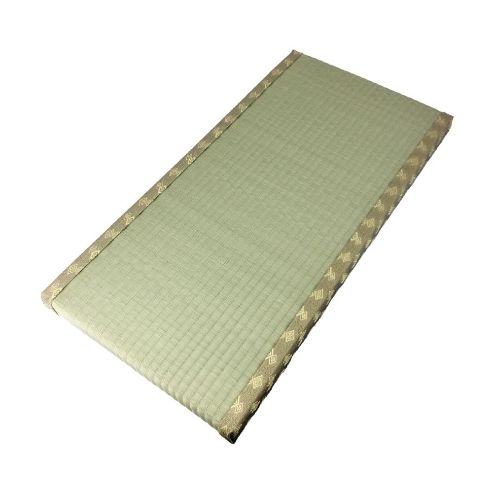 極厚システム畳 祗園 41×82 グリーン