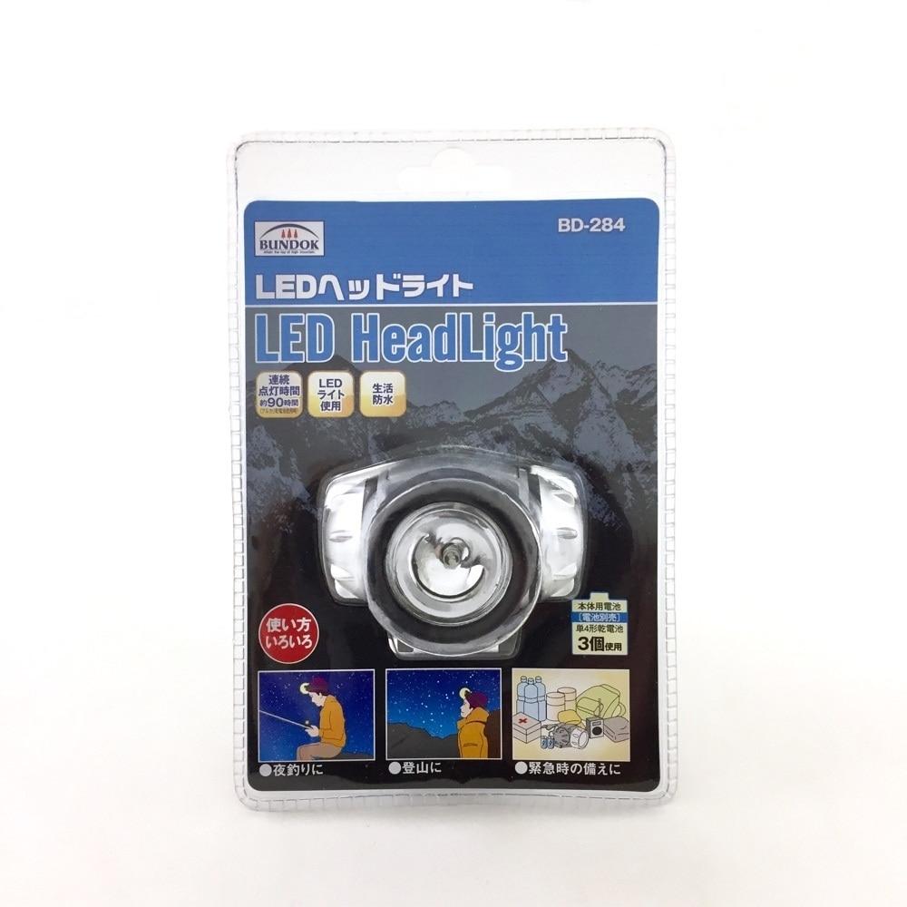 カワセ BUNDOK LEDヘッドランプ1 BD-284