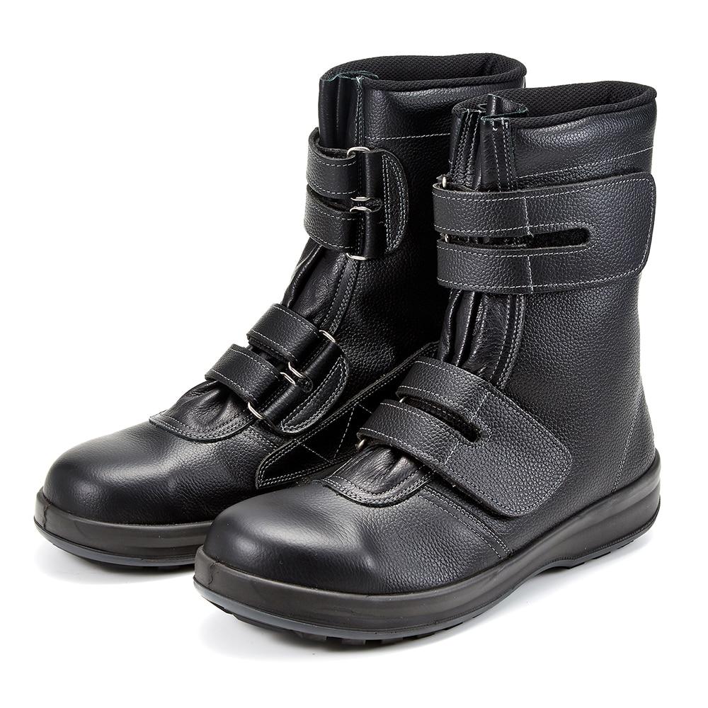 安全靴 黒長編上 JIS 28.0cm