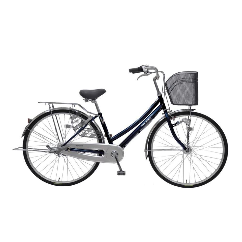 【自転車】《丸石サイクル》モディビー 27型 内装3段 T968 ネイビー