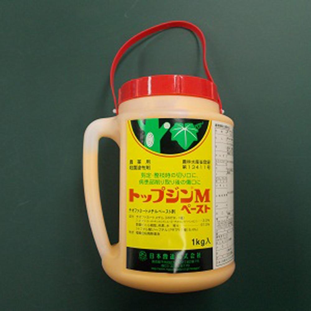 一般農薬 日曹トップジンMペースト 1kg 殺菌剤 12