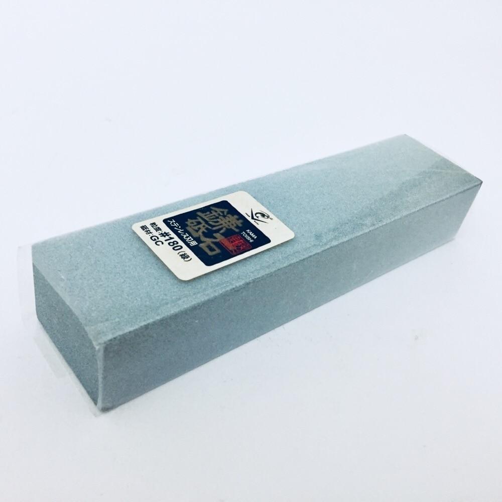 黒海老 鎌砥石ステン刃物用#180 KT026