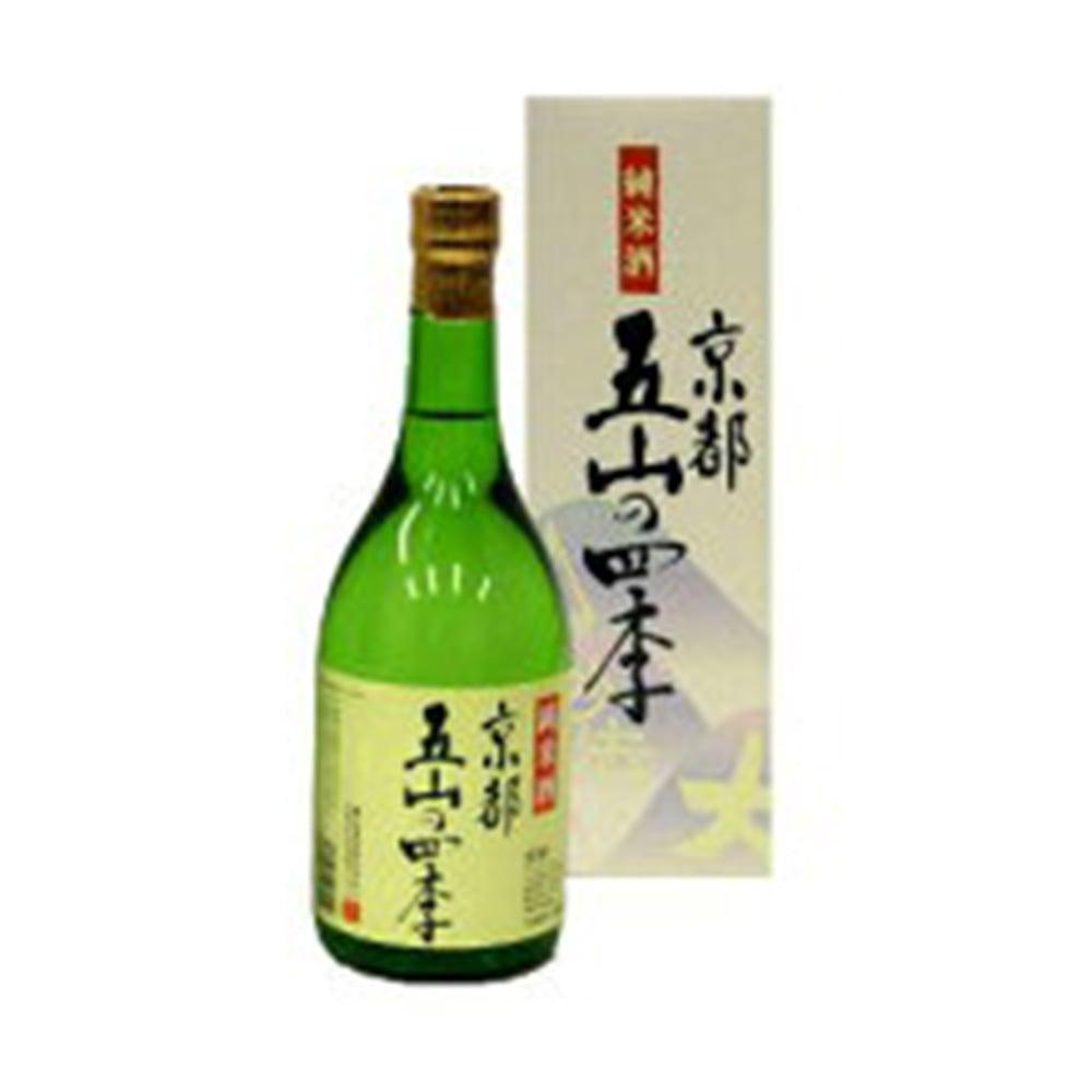 鶴正宗京都五山の四季純米酒 720ml【別送品】