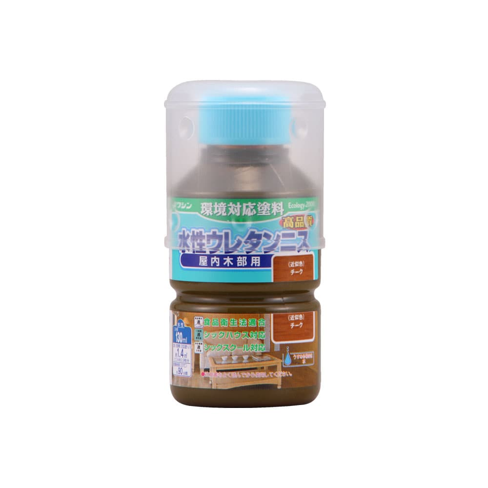 ニッペ ワシン 水性ウレタンニス 130ml