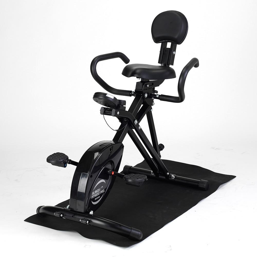 アルインコ 3WAYバイク ブラック 健康器具