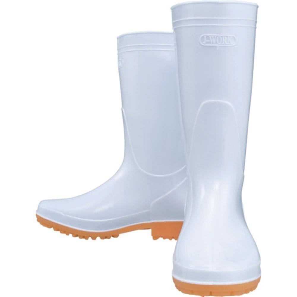 glove OTAFUKU GLOVE 耐油長靴 抗菌 防臭 防滑 JW-707 WH(白/22.5)