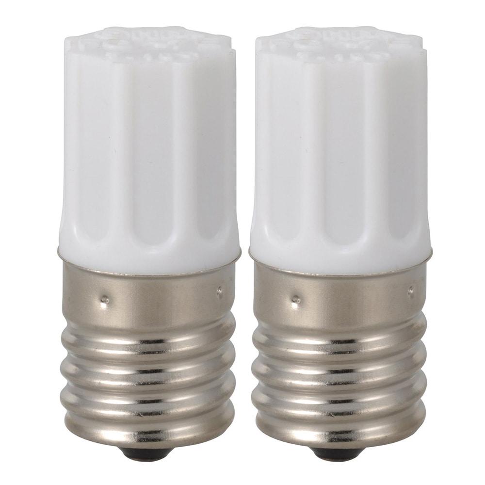 オーム電機 グロー球 10〜30ワット用 2個入 FG-1E-2PC