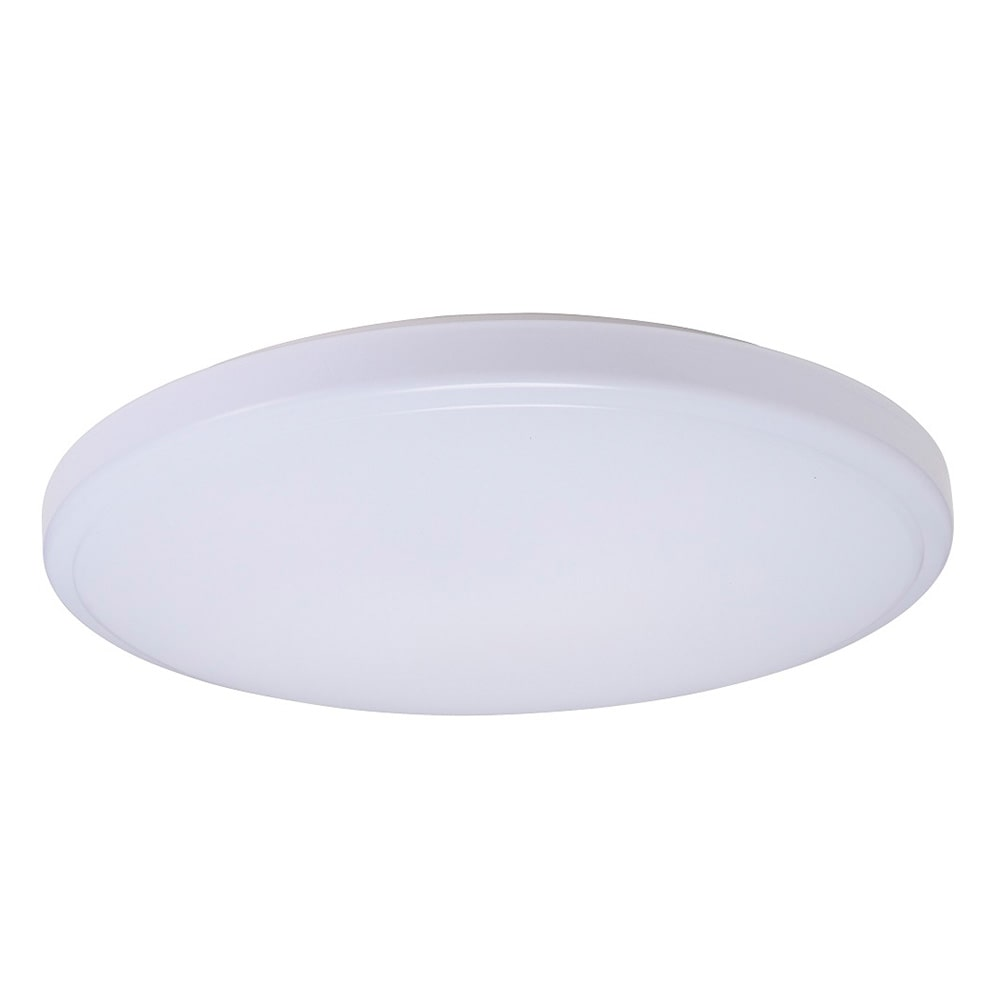 オーム電機 LEDシーリングライト 12畳用LE-Y50DBK-W3