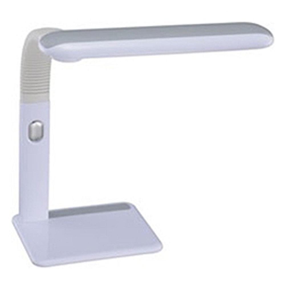 オーム電機 LEDデスクライト ODS-LK21-W