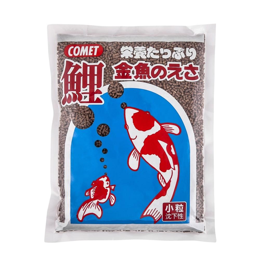 イトスイ コメット 鯉 金魚のエサ 小粒 400g