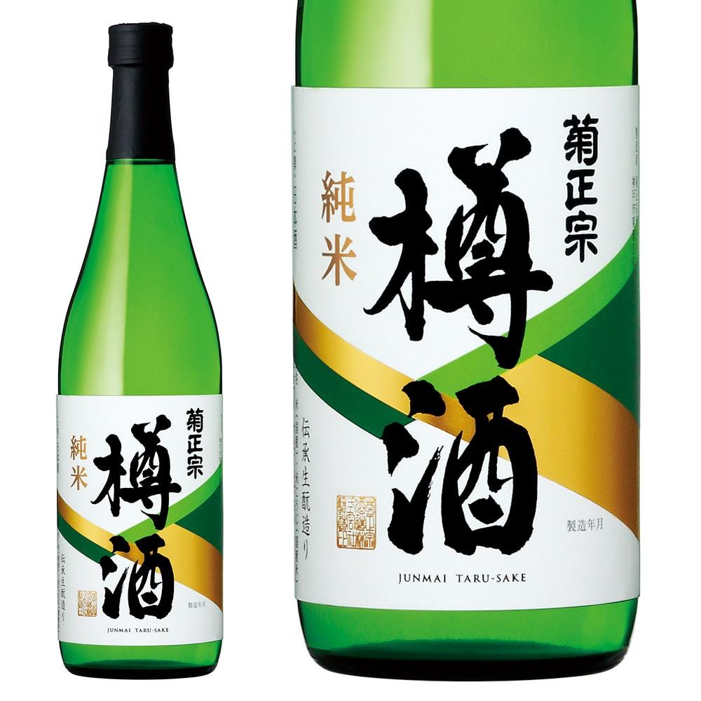 菊正宗 純米 樽酒 720ml