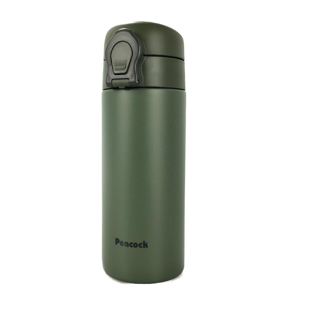 ワンタッチマグボトル 350ml カーキ AKF-35 K
