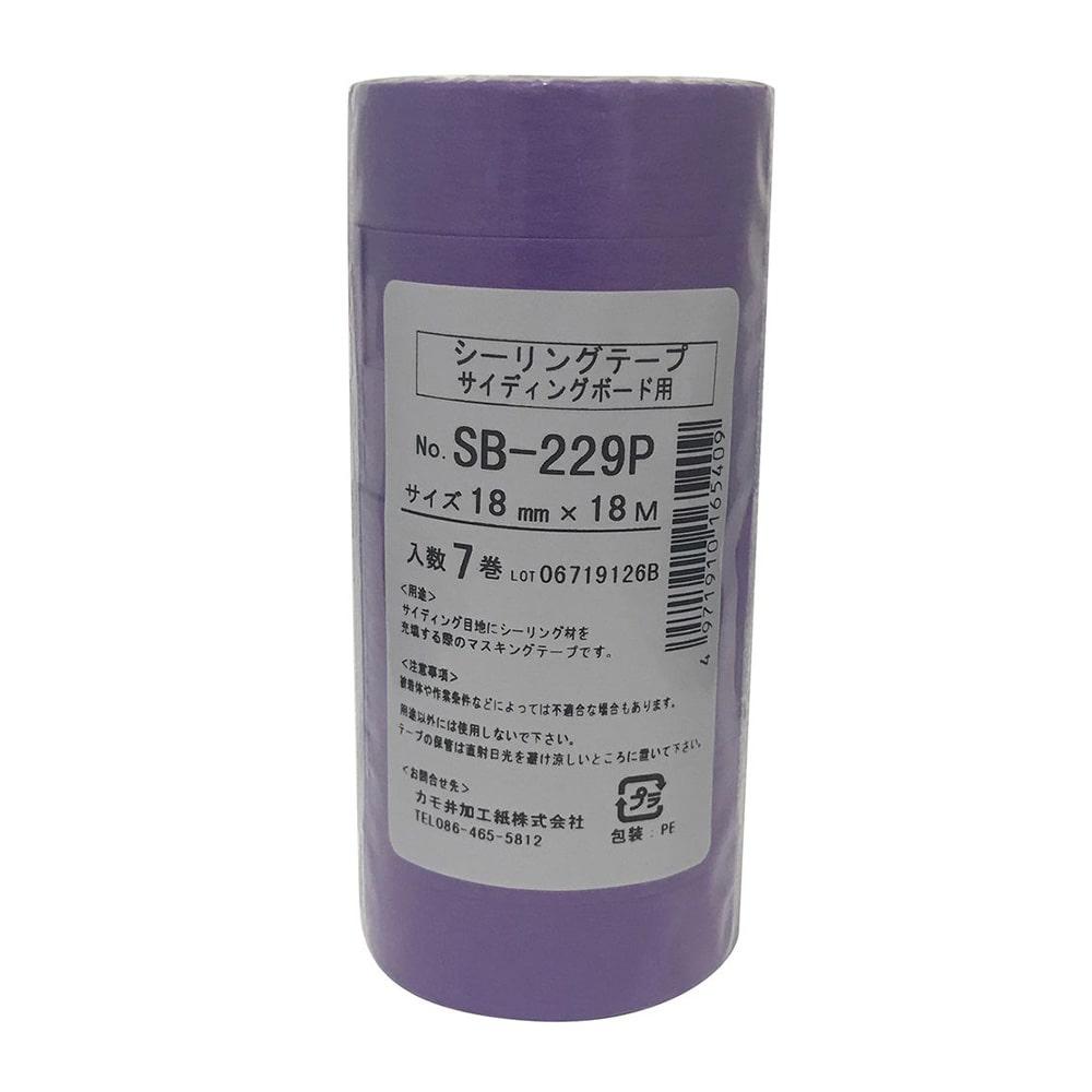 NO.SB229P和紙テープ 18ミリ 7P