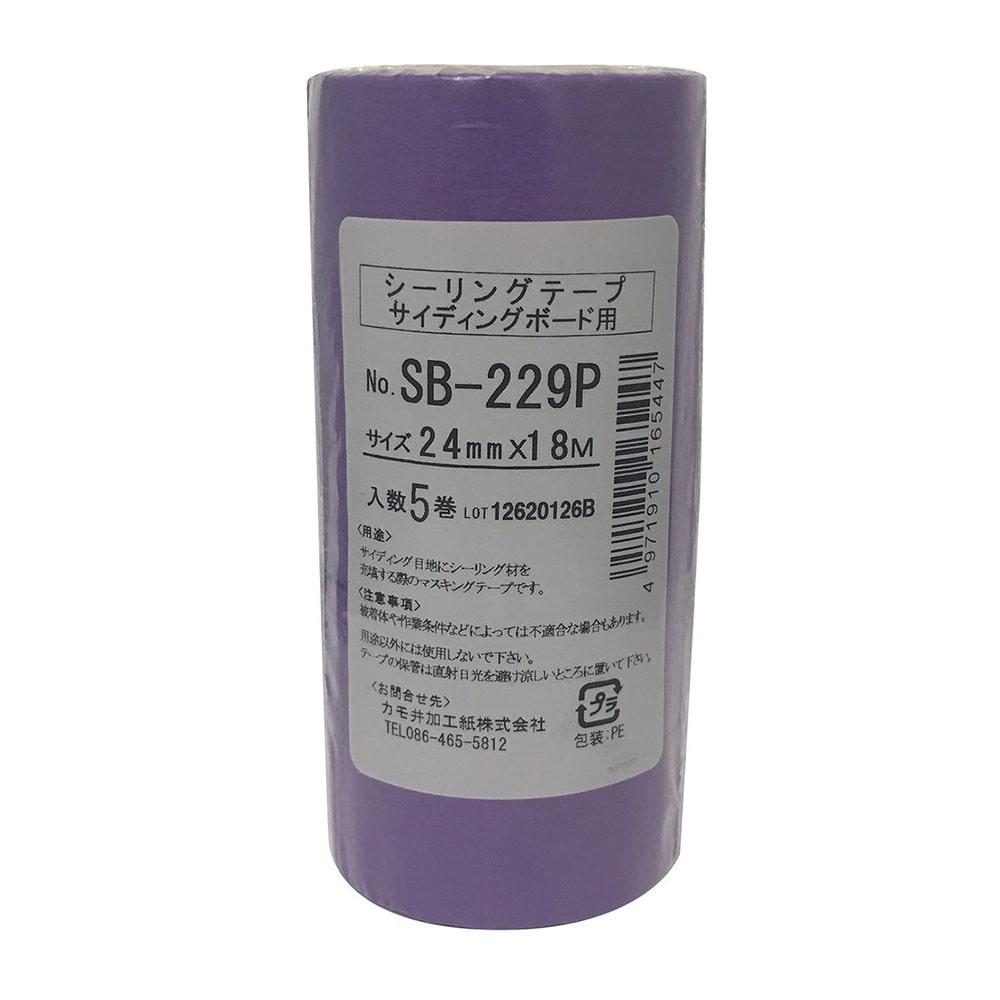 NO.SB229P和紙テープ  24ミリ 5P