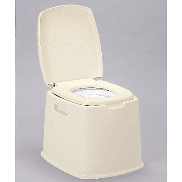 トンボ 新輝合成ポータブルトイレ S型