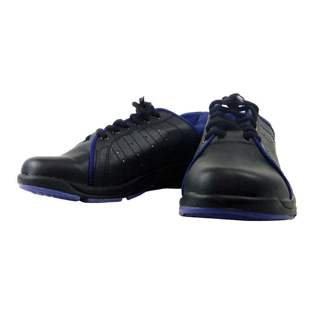 かかとが踏める作業靴 黒 25.5cm