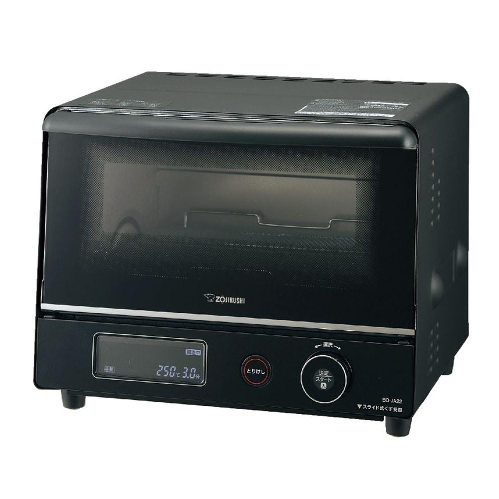 【ネット限定事前予約210609】象印 マイコン オーブントースター こんがり倶楽部 EQ-JA22BA