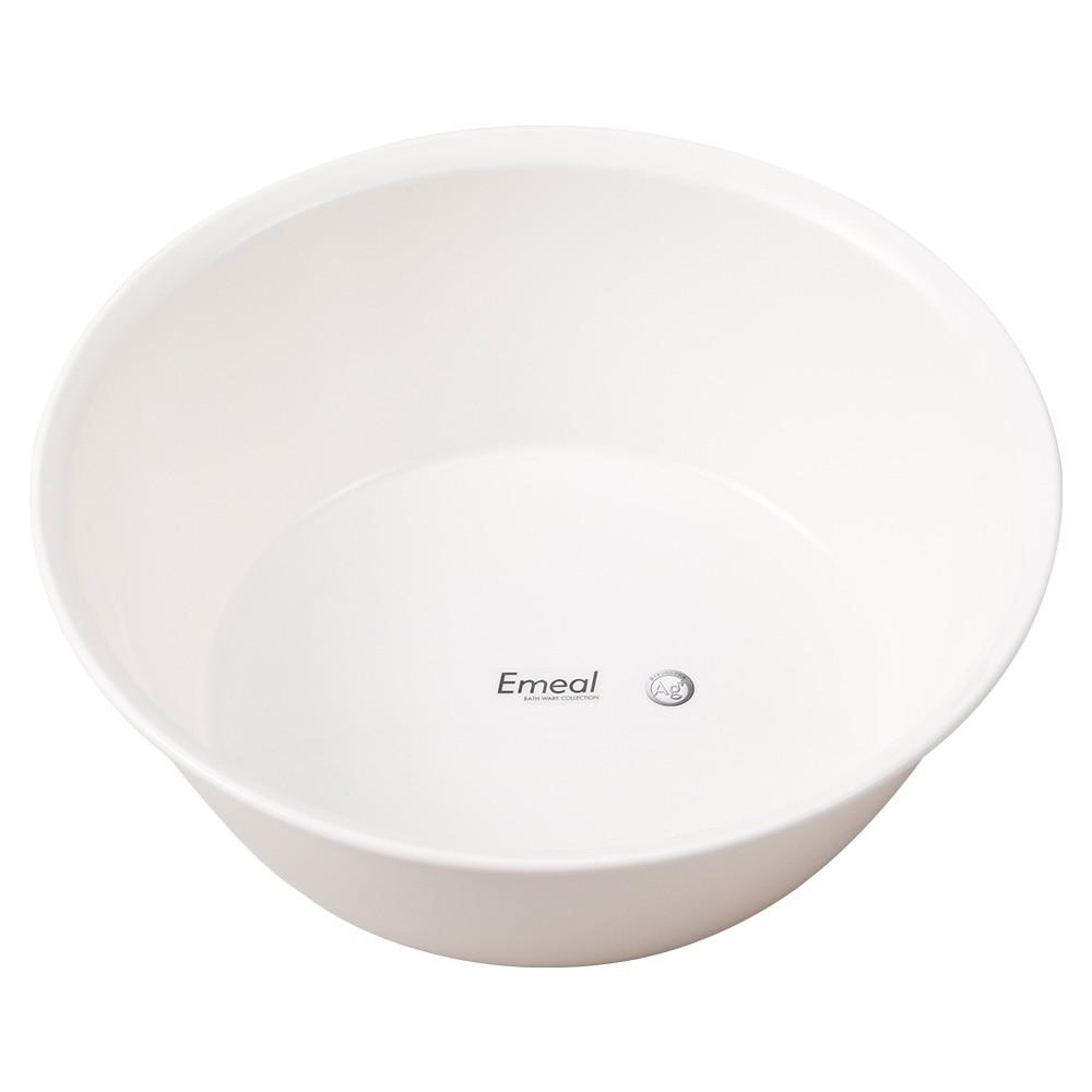 エミール湯桶 ホワイト