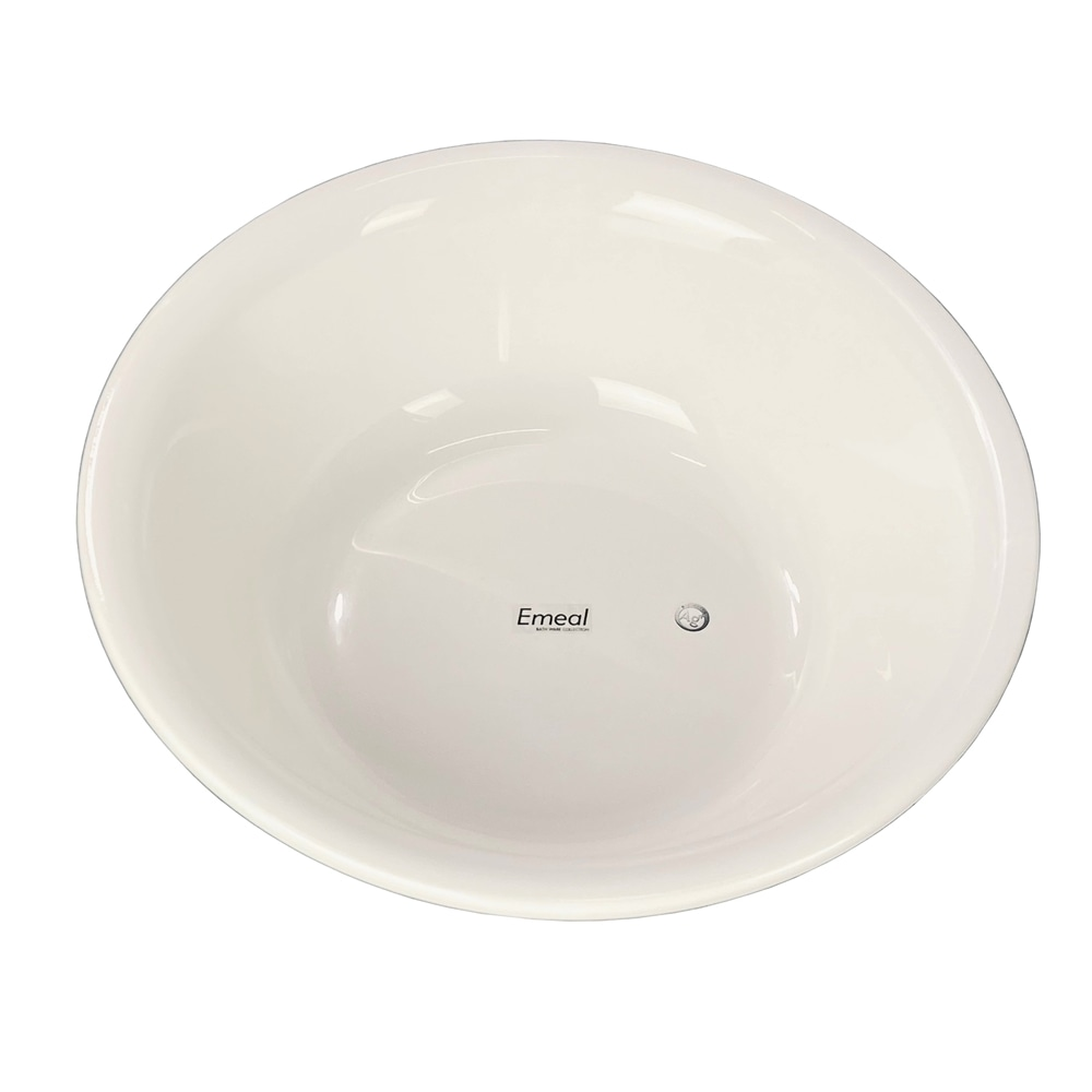 洗面器ホワイト