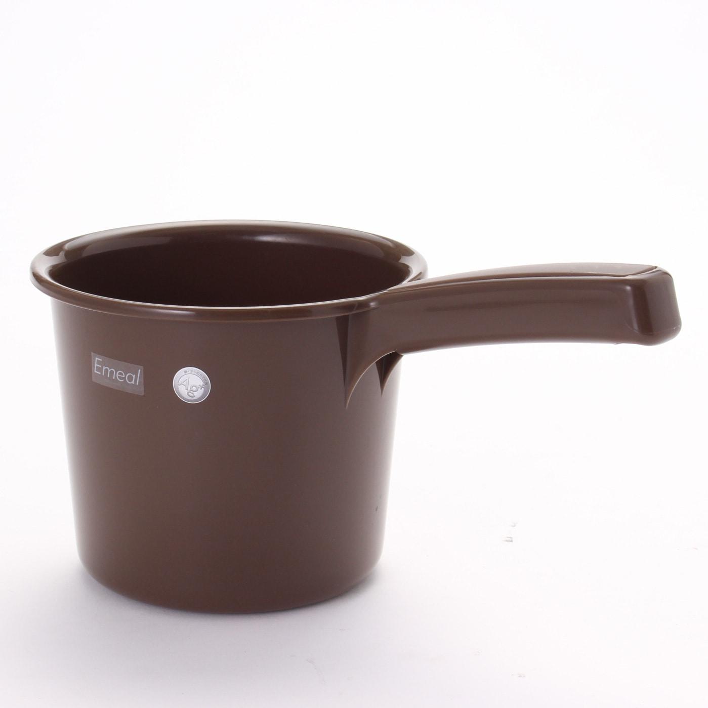 アスベル エミール 手桶 ブラウン(1コ入)