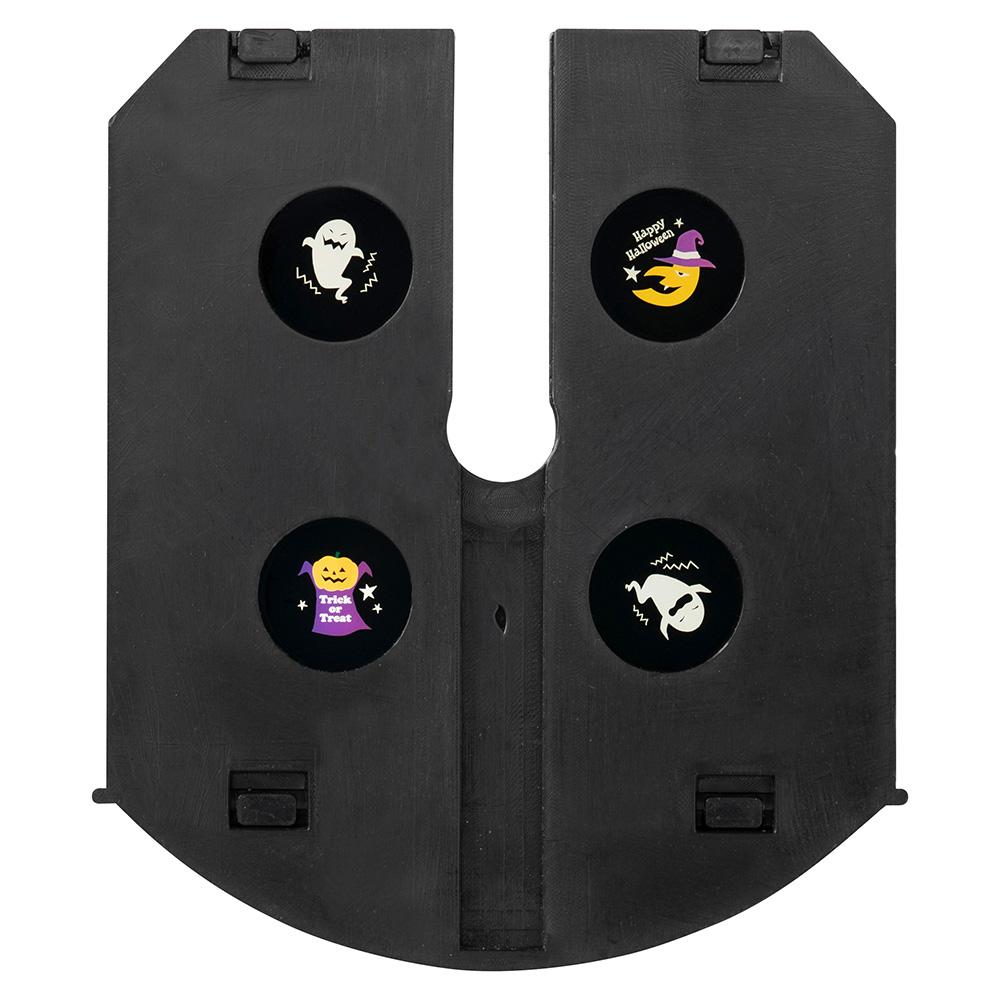 ローボルト ガーデンモーションプロジェクター カセットタイプ用フィルム ハッピーハロウィン 3枚セット