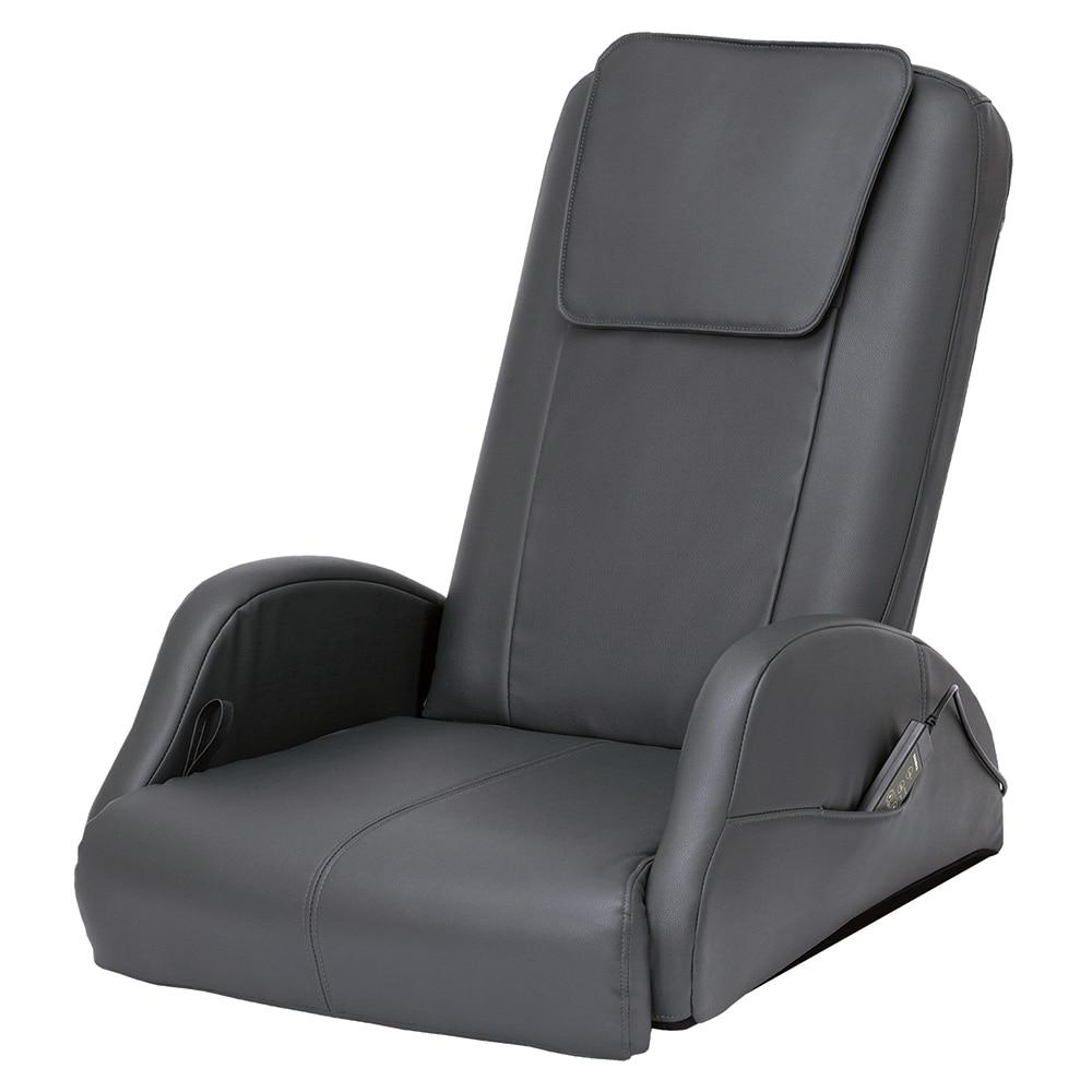 THRIVE(スライヴ) マッサージチェア(座椅子式) くつろぎ指定席 チャコールグレー CHD-661
