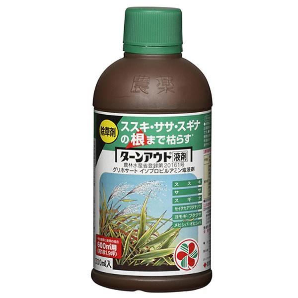 住友化学園芸 ターンアウト液剤 300ml