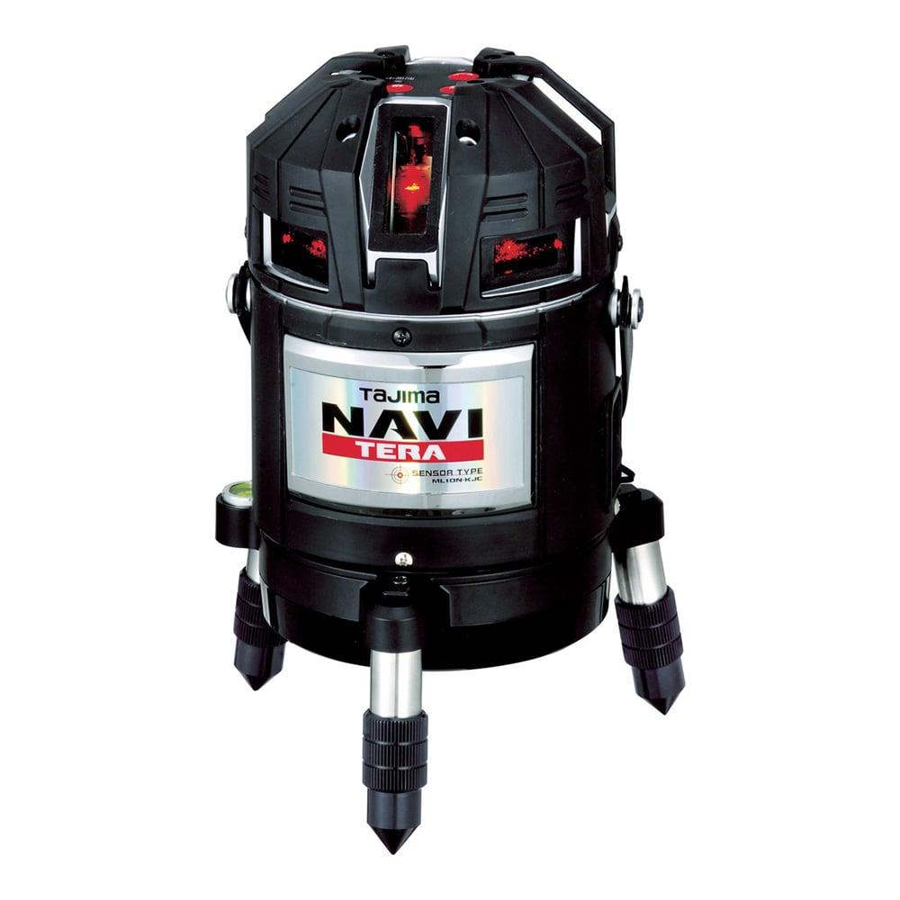 【CAINZ DASH】タジマ NAVI TERA センサー 矩十字・横全周/10m/IP