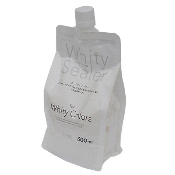 【数量限定】水性屋内塗料用 ホワイティシーラー 500ml