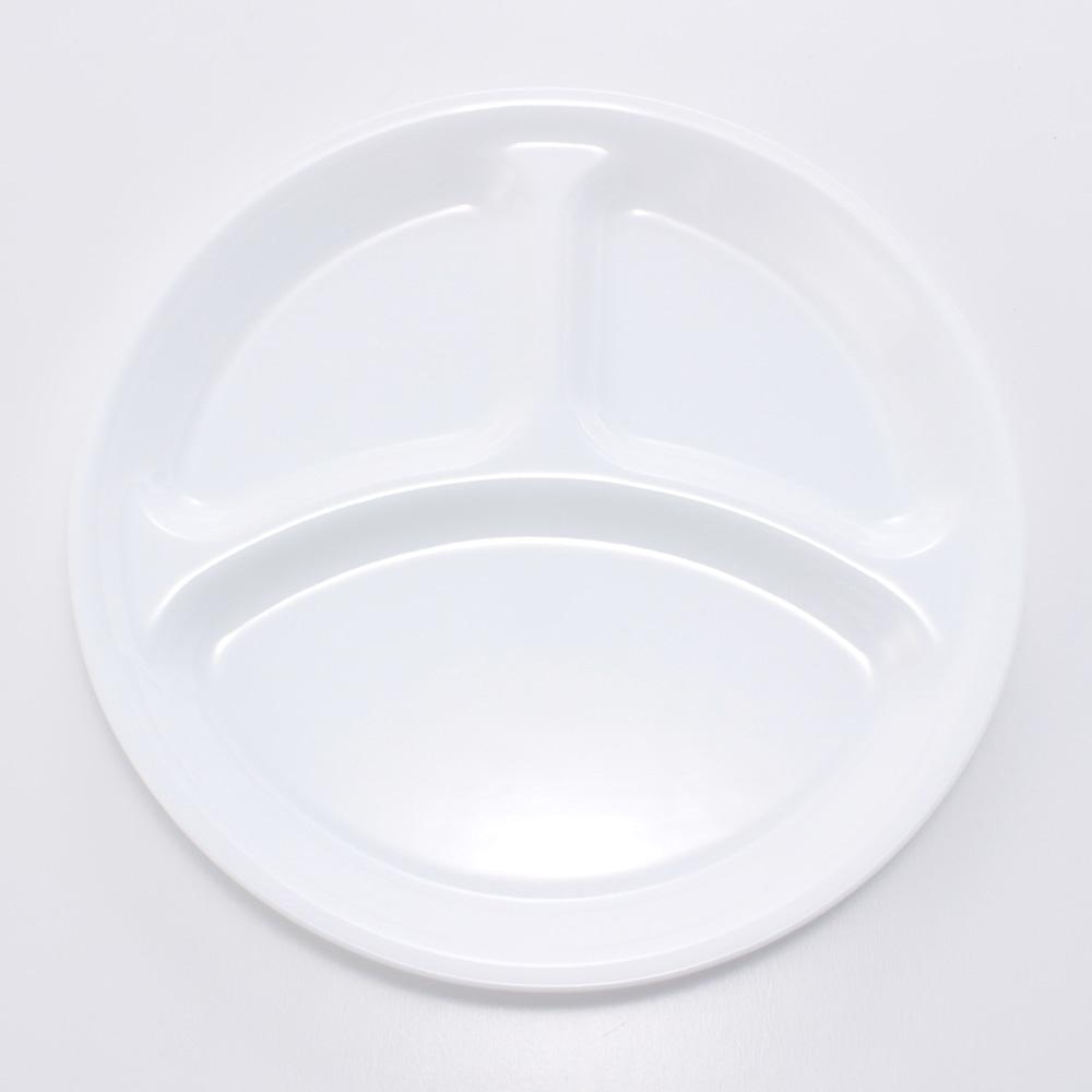 コレール ランチ皿(大)ホワイト CP−8914