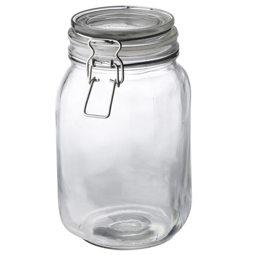 イタリアーナ 角型保存瓶 1.5L L-1012