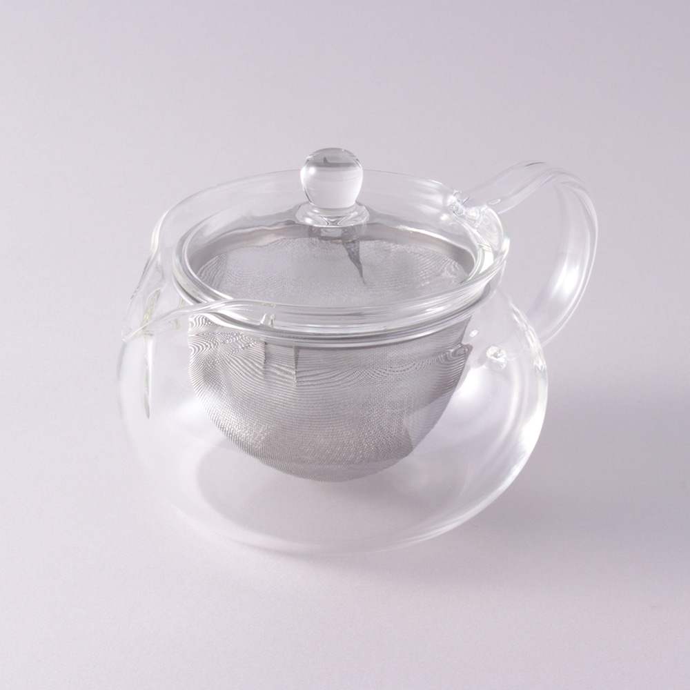 ハリオ 茶茶急須 丸 箱1個