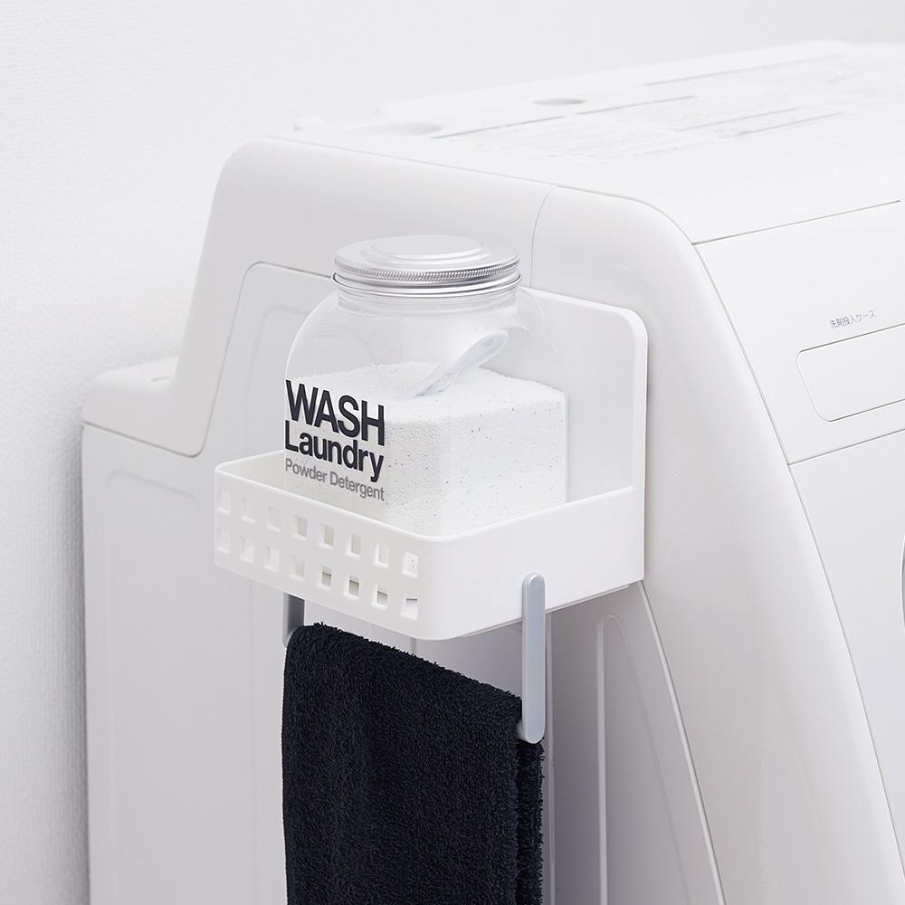 Mag−On 洗剤ラック ホワイト