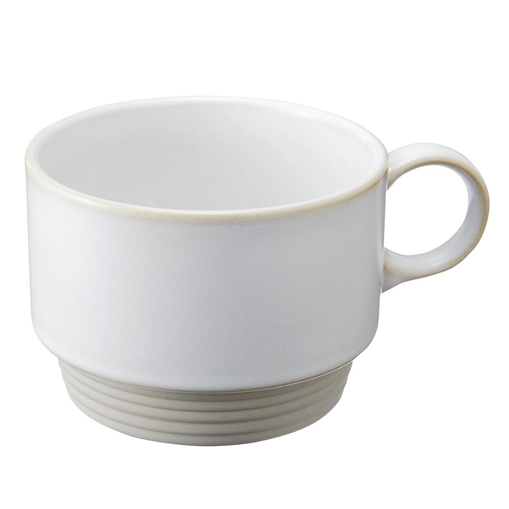 【trv】スタッキングスープマグ ホワイト