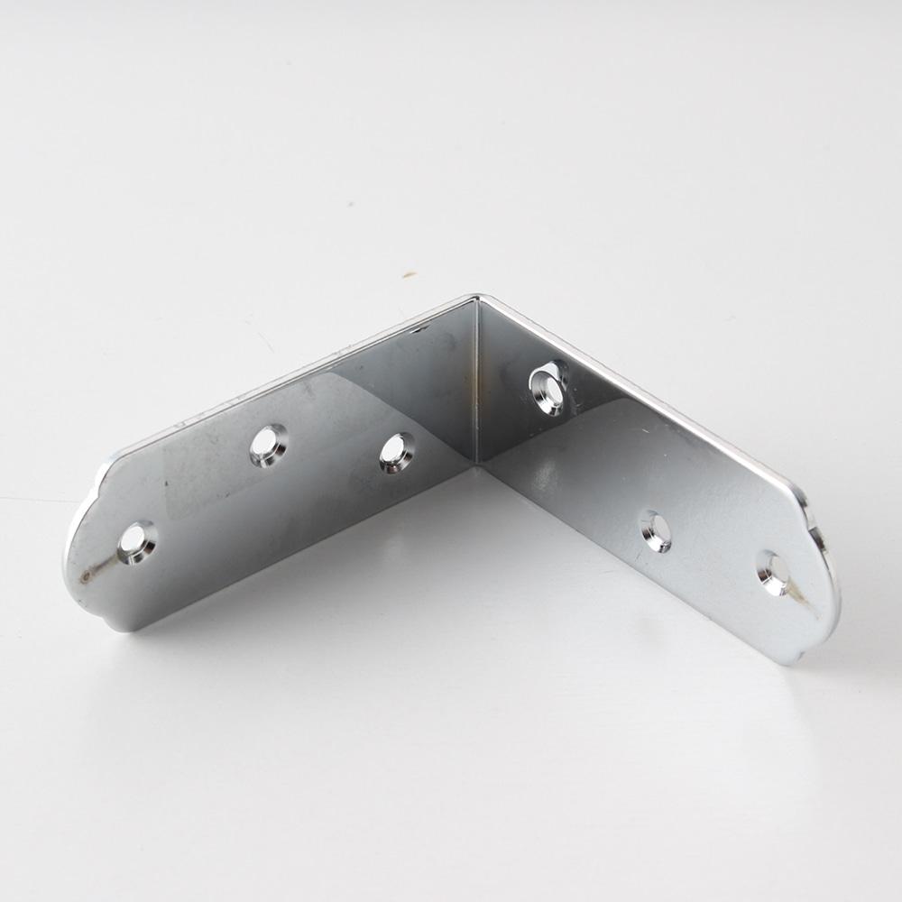クローム 金折れ 内折れ 65×65