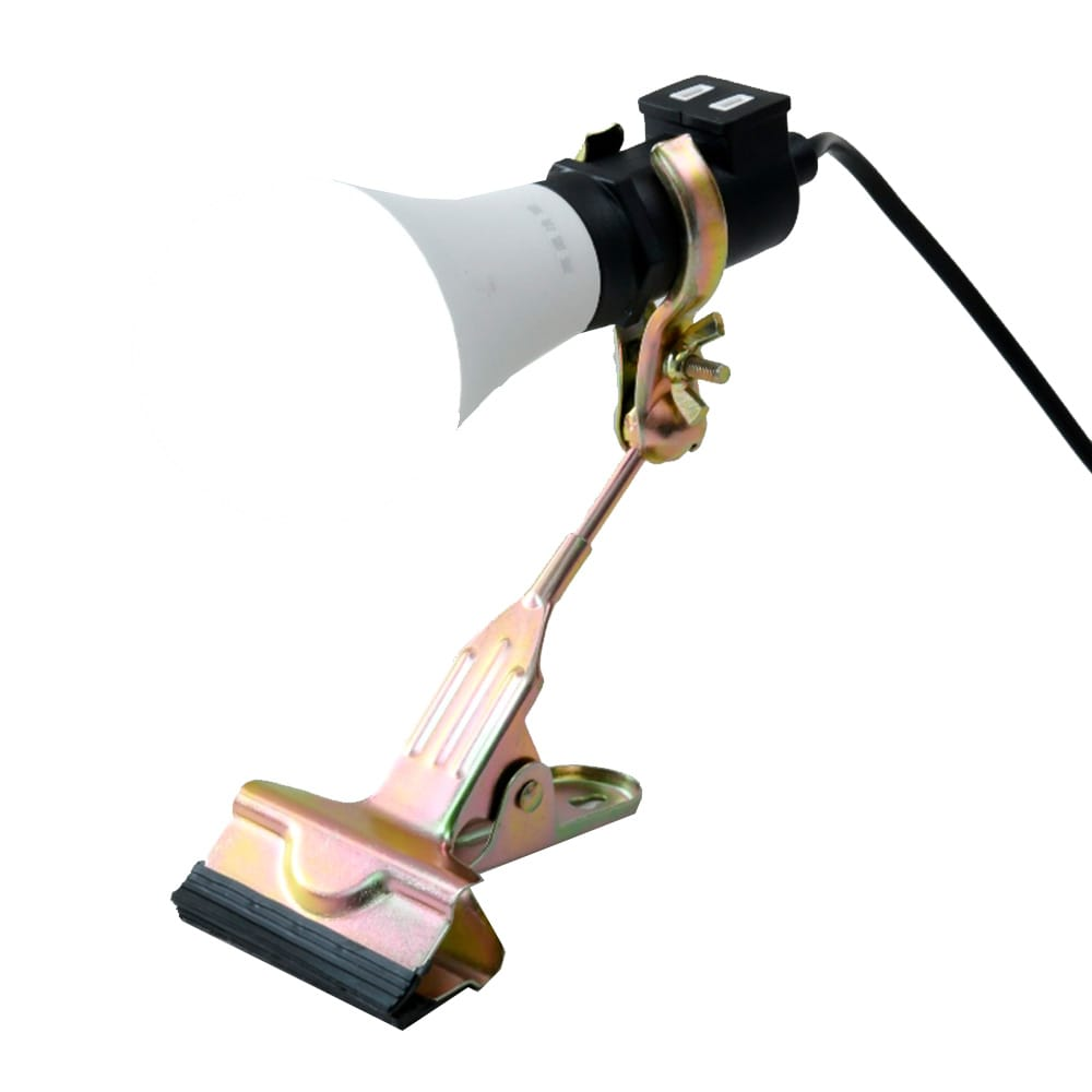 LEDクリップライト昼光色YCLW−8D