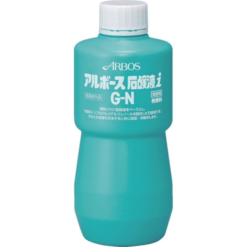 【CAINZ DASH】アルボース アルボース石鹸液i G−N 500G